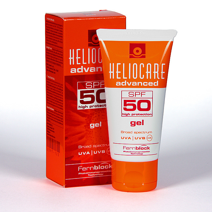 Heliocare SPF 50 Gel 50 ml