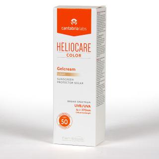 Heliocare SPF 50 Gel-Crema Color Light 50 ml