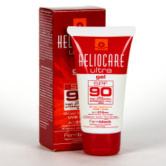 Heliocare Ultra SPF 90 Gel 50 ml + Heliocare Spray Corporal SPF50 75 ml Regalo