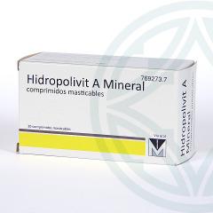 Hidropolivit A Mineral 30 comprimidos