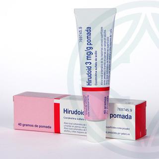 Hirudoid pomada 40 g