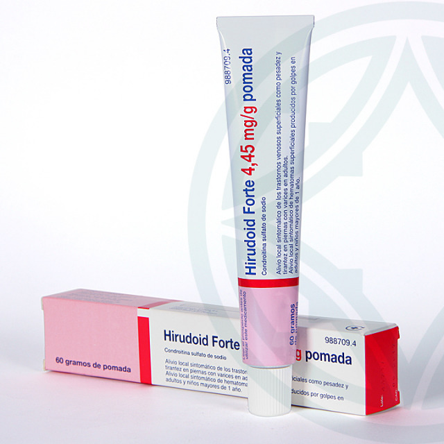 Hirudoid Forte pomada 60 g