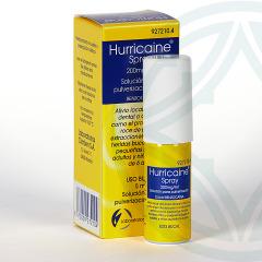 Hurricaine solución para pulverización 5 ml