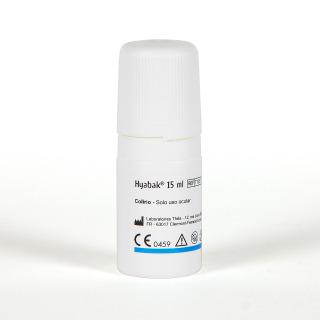 Hyabak Colirio 15 ml