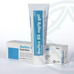 Ibufen Tópico gel 50 g