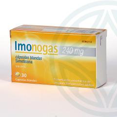 Imonogas 240 mg 30 cápsulas