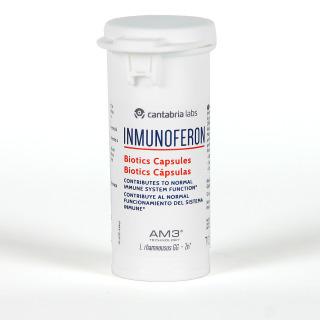 Inmunoferon Biotics 10 Cápsulas