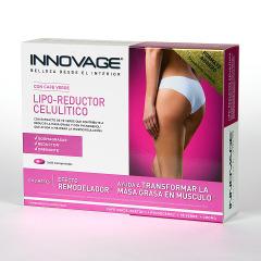 Innovage Lipo-Reductor Celulítico duplo ahorro 60 comprimidos
