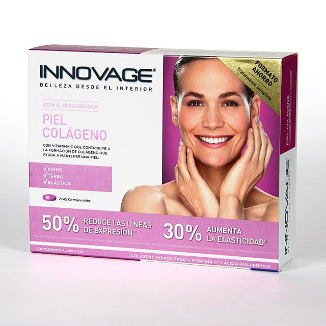 Innovage Piel Colágeno 90 comprimidos