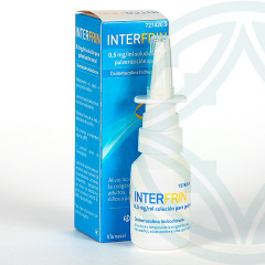 Interfrin Nebulizador Nasal 15 ml