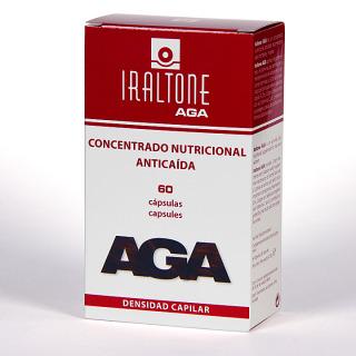 Iraltone AGA anticaída 60 cápsulas