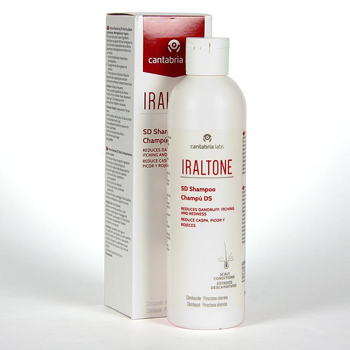 Iraltone DS Champú Dermatitis Seborreica 200 ml
