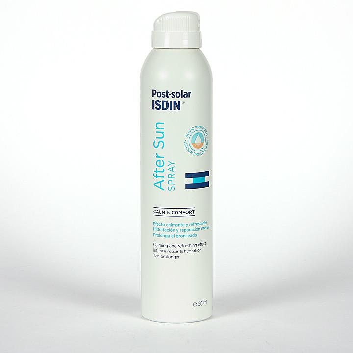 Isdin After-sun Spray efecto inmediato 200ml