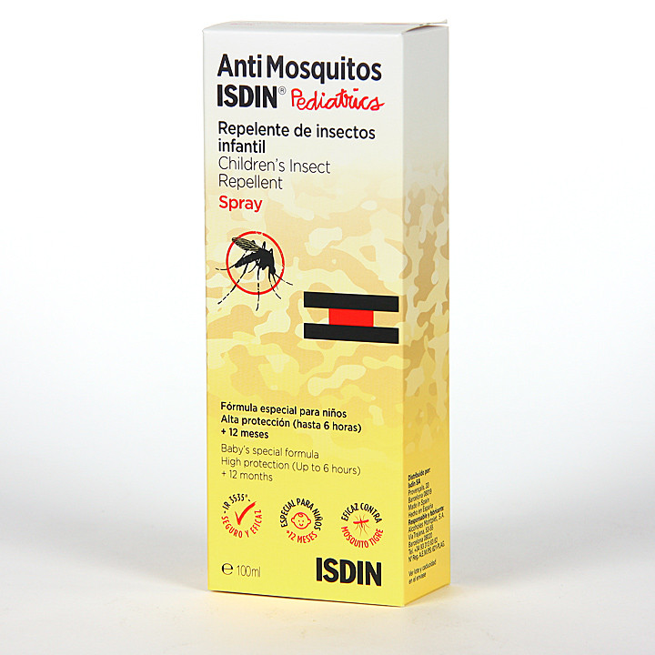 Isdin Antimosquitos Spray Pediátrico 100 ml
