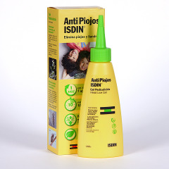 Anti Piojos Isdin Gel 100 ml