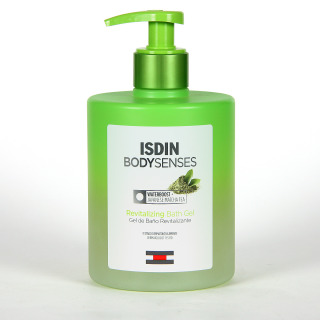 Isdin Bodysenses Gel de Baño Revitalizante 500 ml