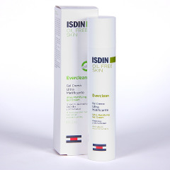 Isdin Everclean Gel crema ultramatificante 50 ml