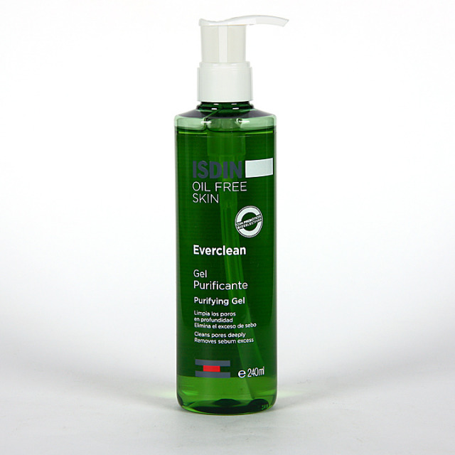 Isdin Everclean Gel purificante 240 ml