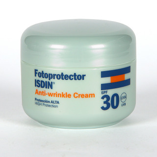 Isdin Fotoprotector Anti-wrinkle cream SPF 30 50 ml