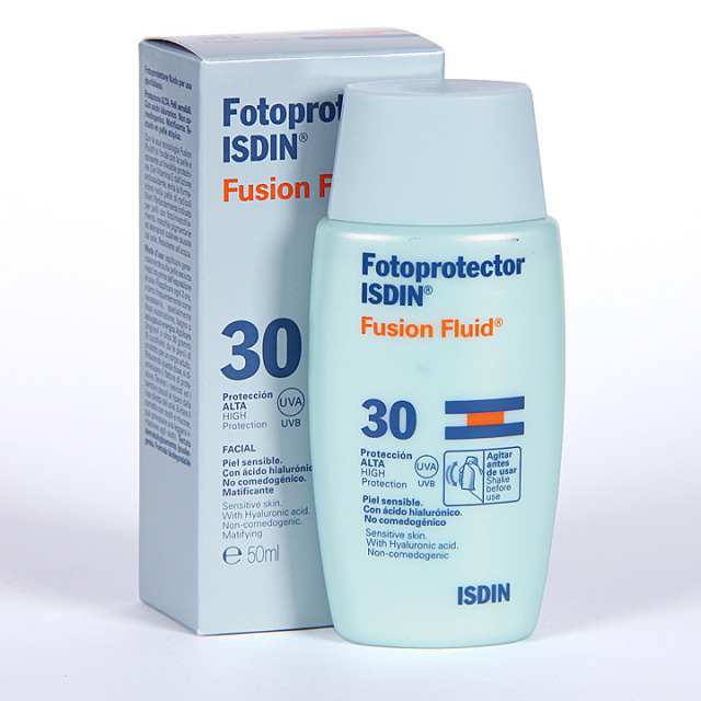 Isdin Fotoprotector Fusion Fluid FPS 30 50ml
