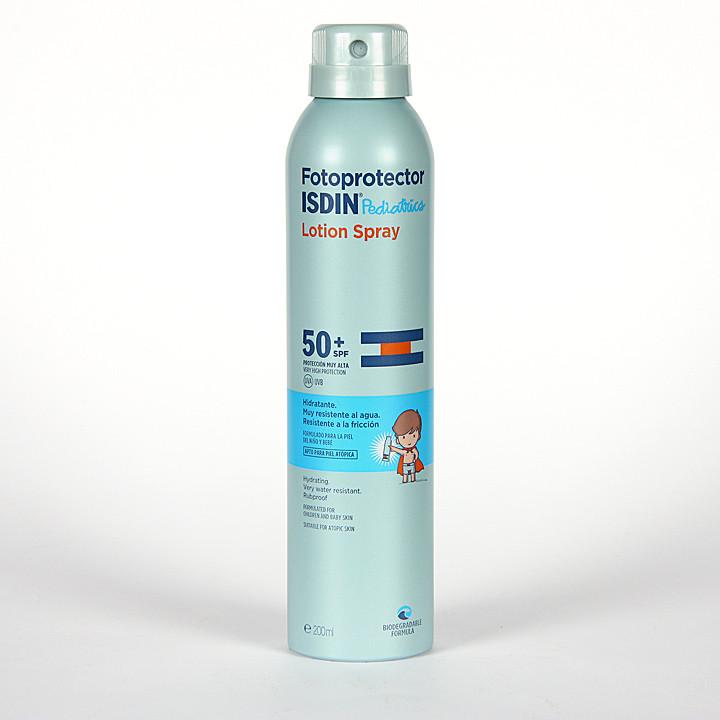 Isdin Fotoprotector Pediatrics Lotion-spray continuo 200ml SPF 50+