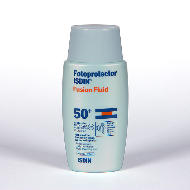 Isdin Fotoprotector Fusion Fluid FPS 50+ 50ml