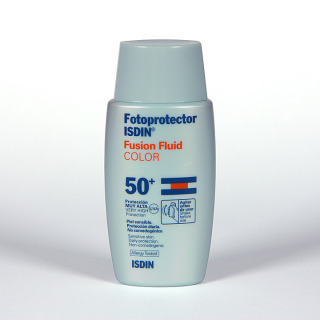 Isdin Fotoprotector Fusion Fluid Color FPS 50+ 50ml