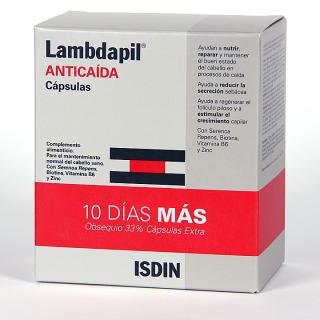 Isdin Lambdapil Anticaída 60 cápsulas + 33% extra