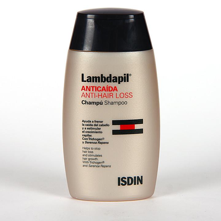 Isdin Lambdapil Anticaída Champú 100 ml
