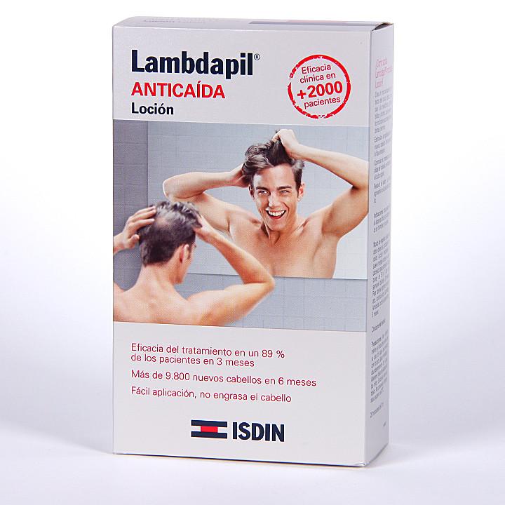 Isdin Lambdapil Anticaída Loción 20 monodosis