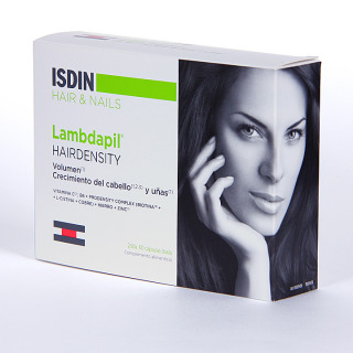 Isdin Lambdapil Hairdensity 60 cápsulas