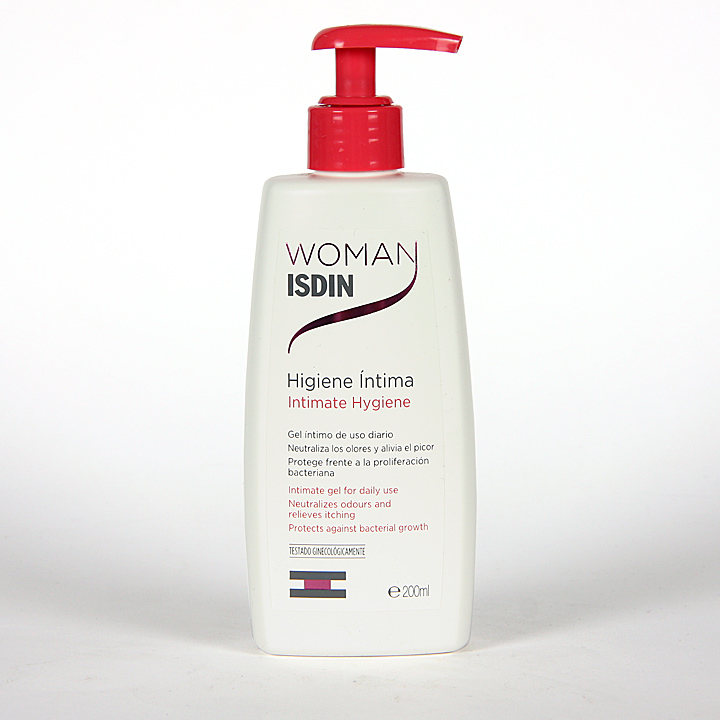 Woman Isdin Higiene Intima 200 ml