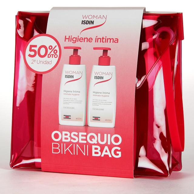 Woman Isdin Higiene Intima 200 ml Pack Duplo