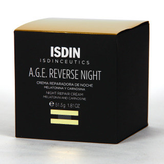 Isdinceutics AGE Reverse Night Crema Antiedad 50ml