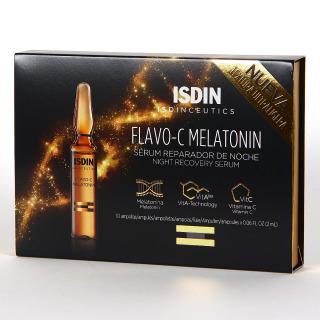 Isdinceutics Flavo-C Melatonin 10 Ampollas