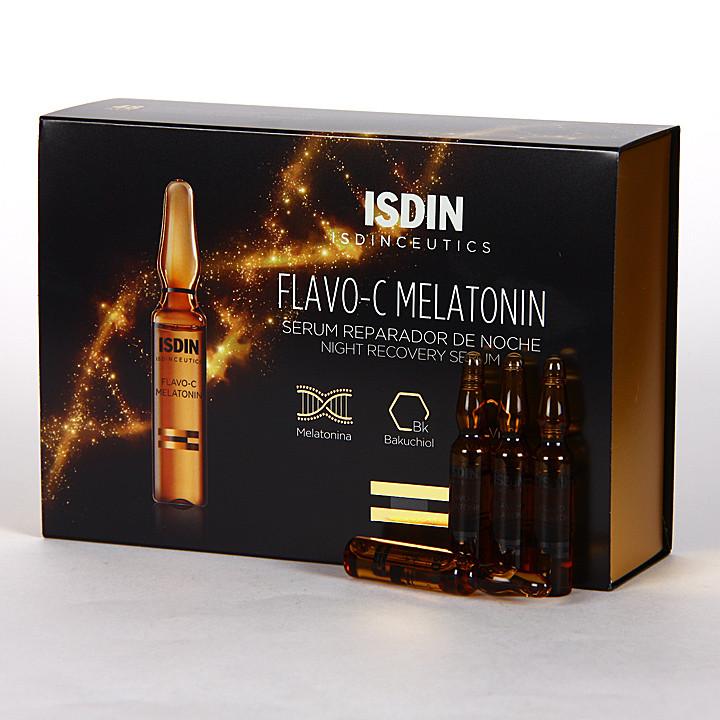 Isdinceutics Flavo-C Melatonin 30 Ampollas
