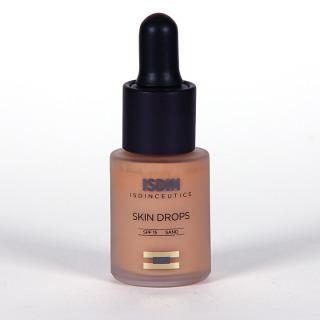 Isdinceutics Skin Drops maquillaje en gotas 15 ml tono sand