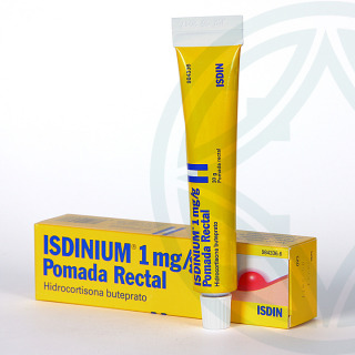 Isdinium Rectal pomada 30 g