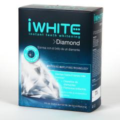 Iwhite Diamond Kit Blanqueamiento dental 10 moldes