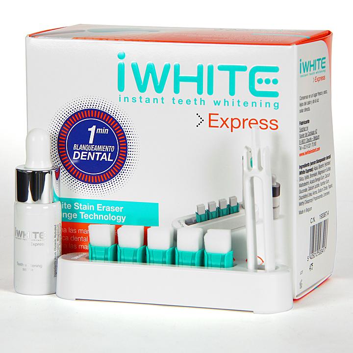 Iwhite Express Serum Blanqueador Dental 8 ml