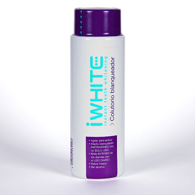 Iwhite Instant Colutorio Blanqueador 500 ml