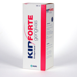 Kin Forte encías enjuague bucal 500 ml