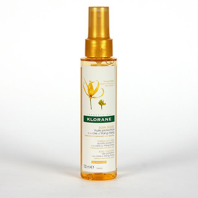 Klorane Aceite Protector Capilar Ylang Ylang 100 ml