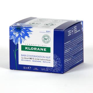 Klorane Baño de Hidratación Noche al Aciano 50 ml