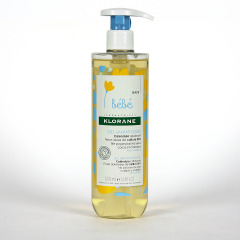 Klorane Bebé Gel Limpiador Suave 500 ml