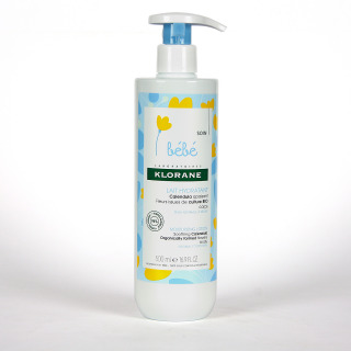Klorane Bebé Leche Hidratante 500 ml