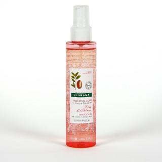 Klorane Body Care Aceite Corporal Fleur D' Hibiscus 150 ml