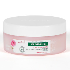 Klorane Body Care Gel Crema Peonía 200 ml