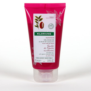 Klorane Body Care Gel de Ducha Feuille de Figuier 75 ml