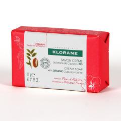 Klorane Body Care Jabón Crema Fleur D' Hibiscus 100 g